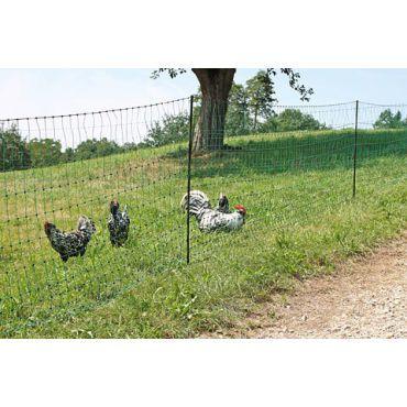 Filet poules 50m hauteur 1,12m simple pointe poultrynet - pas cher ? C'est sur Conforama.fr - large choix, prix discount et des offres exclusives Tout pour le chien sur Conforama.fr