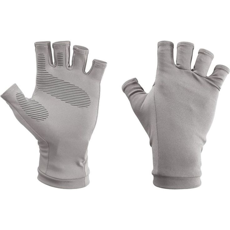 Sunday Afternoons UVShield Sun Gloves, Men's, Size: L/XL, Fossil
