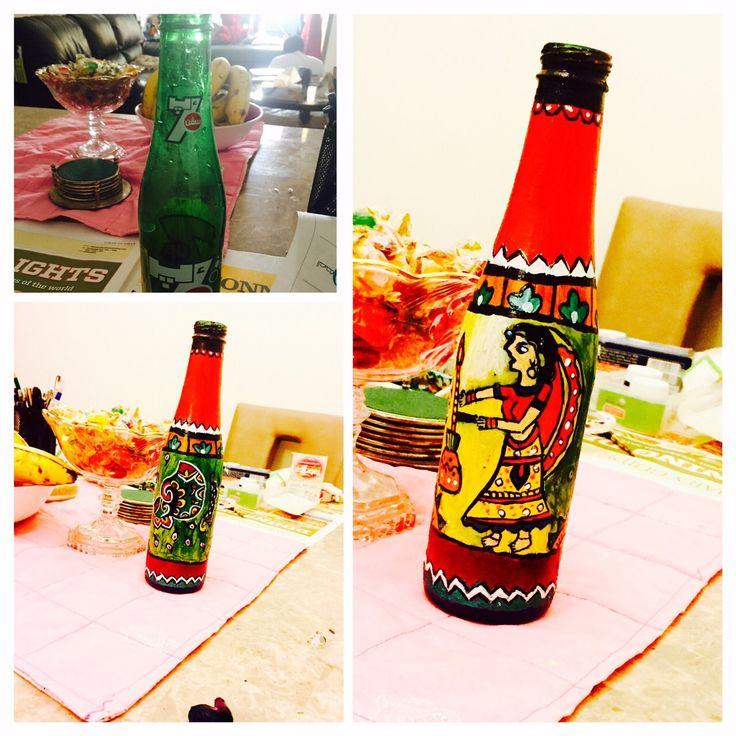 Bottle art love continues