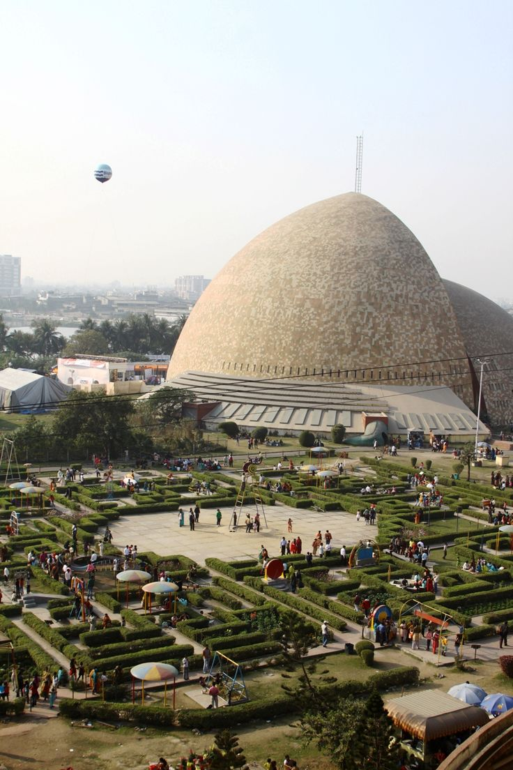 Science City, Kolkata, India
