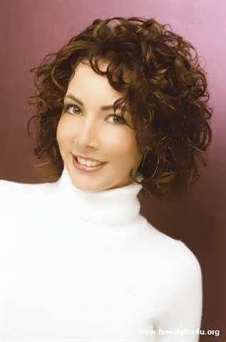 Naturally Curly Layered Hairstyles | Natural Hairstyles Short Layered Haircuts - short hair styles for ...