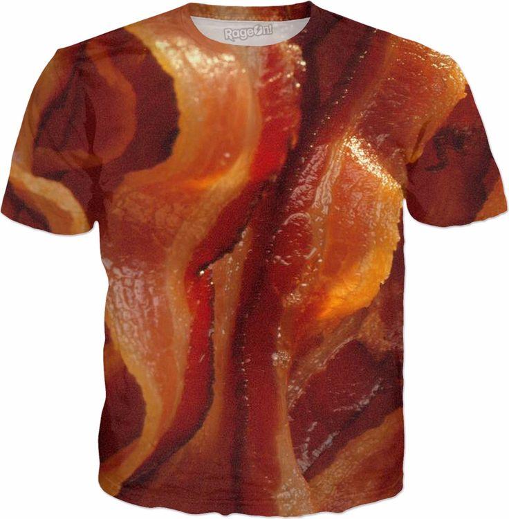 Bacon Shirt https://www.rageon.com/products/bacon-151 on RageOn!