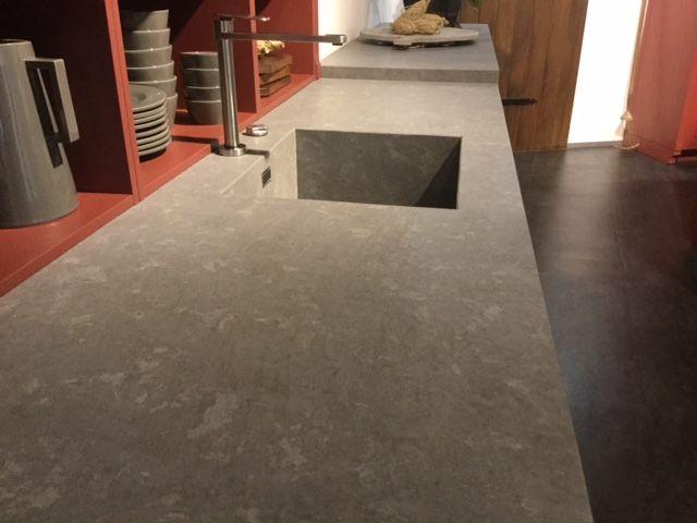 26 best Vloeren en haarden images on Pinterest Iron, Steel and - küchenarbeitsplatte aus beton