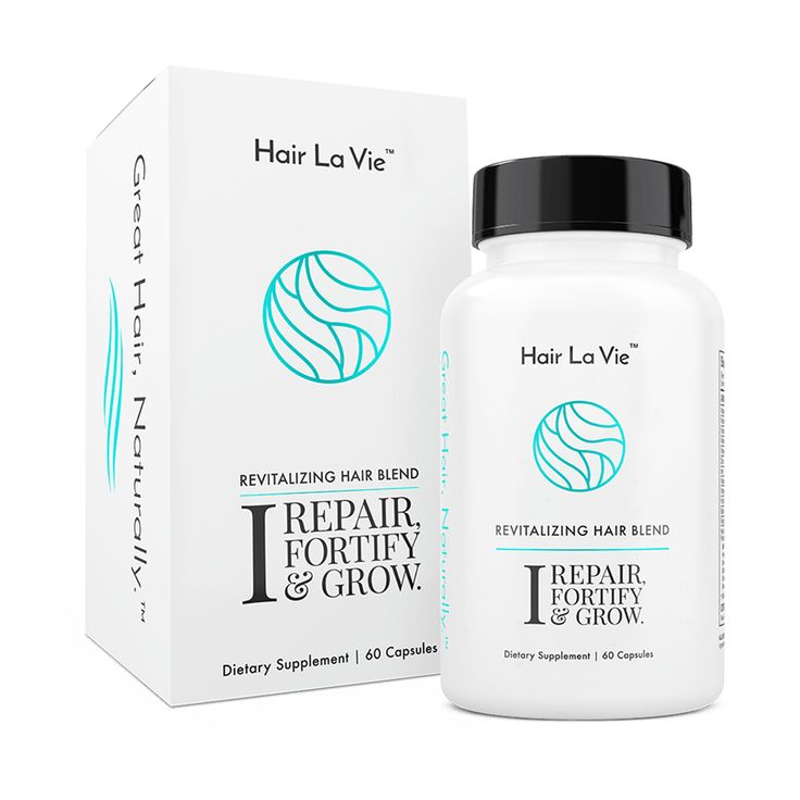 Revitalizing Blend is Hair La Vie's flagship product. It was created to infuse damaged hair follicles with natural antioxidants, vitamins and minerals.