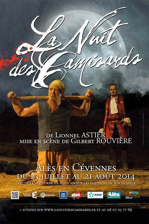 La nuit des Camisards (Alès) >> pas de représentation en 2015