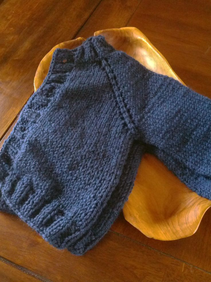 Project Log: Baby coffee bean cardigan / The perfect ...