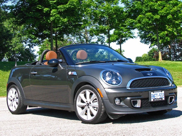 mini cooper s roadster this youthful sporty car makes it nearly impossible to resist the urge. Black Bedroom Furniture Sets. Home Design Ideas