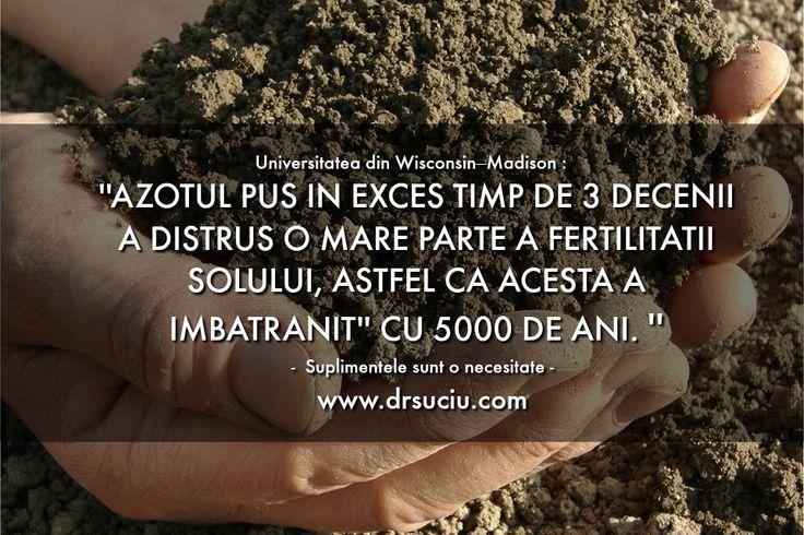 Photo Fertilitatea solului este foarte scazuta datorita azotului - drsuciu