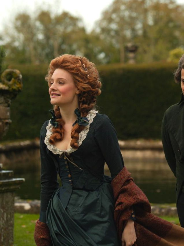 Romola Garai as Barbara Spooner in Amazing Grace (2006). The idealist William Wilberforce maneuvers his way through Parliament, endeavoring to end the British transatlantic slave trade. In 1797, William Wilberforce, the great crusader for the British abolition of slavery, is taking a vacation for his health even while he is sicker at heart for his frustrated cause. However, meeting the charming Barbara Spooner, Wilberforce finds a soulmate to share the story of his struggle.