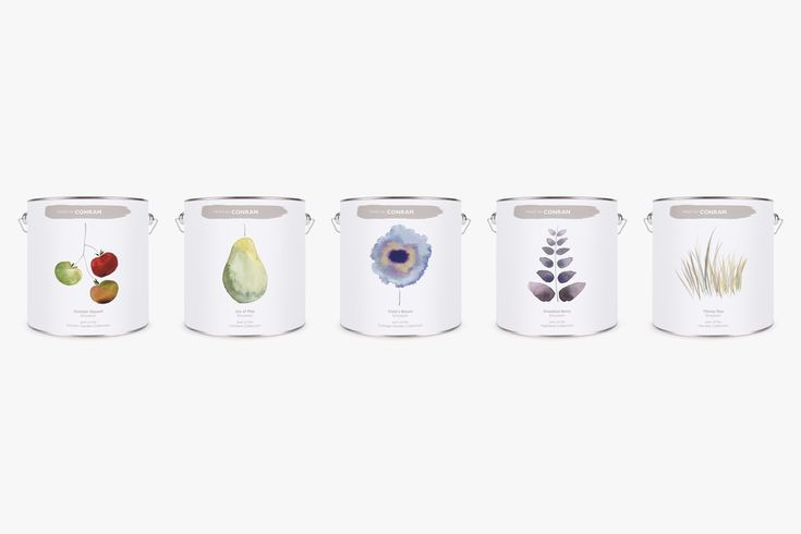 Paint by Conran — The Dieline