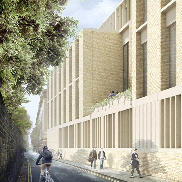 Cambridge Judge Business School · Projects · Stanton Williams Architects