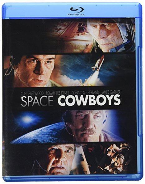 Space Cowboys (Blu-ray / 2000) Matt Mccolm, Tommy Lee Jones, Donald Sutherland, James Garner, James Cromwell