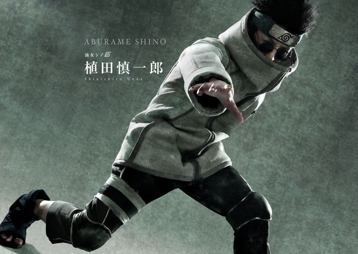 6 More live-action Naruto musical characters that will blow your mind