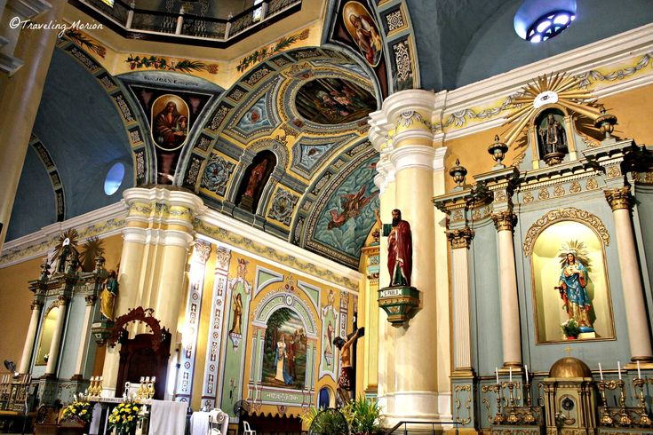 Traveling Morion | Let's explore 7107 Islands: Iloilo City | Jaro Cathedral