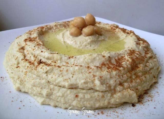 Hummus di ceci | Ricetta dal Medio Oriente