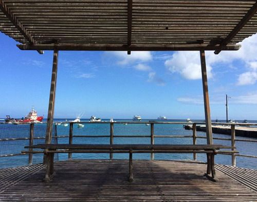 Pier view in San Cristobal #Galapagos #SanCristobal #Sea #Pier #RTW #JulesVernex2 More on our stay in Galapagos on our travel blog julesvernex2.wordpress.com