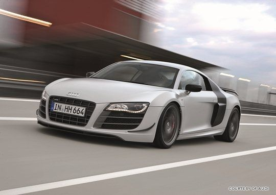 3 Limited Edition Luxury Sportscars in 2011 - With only 333 Audi R8 GT vehicles in the world, this exclusive top-of-the-line model of the R8 family is indeed a driving machine with horsepower. The output of the Audi R8 GT's 5.2-litre V10 has been increased to 560 bhp and will go from zero to 100km per hour in 3.6 seconds with quattro and R tronic. Its top speed? 320km per hour. In addition to its aluminium frame body, new components made of carbon fibre composite contribute to the low weight…