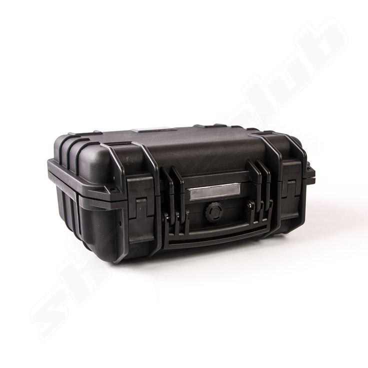 UMAREX Waffenkoffer für Kurzwaffen mit Entlüftungsventil #shootclub #waffenkoffer