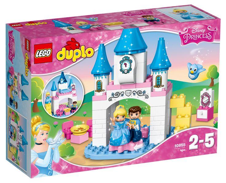 LEGO Duplo 10855 Волшебный замок Золушки