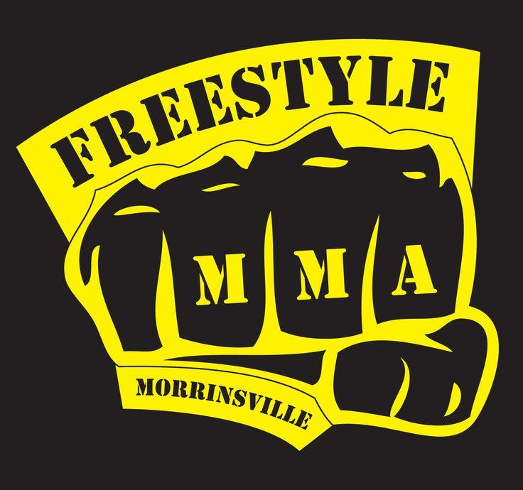 Logo Design for FREESTYLE MMA MORRINSVILLE created by Imagine If Creative Studio's Alysha Johnson