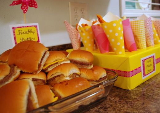 """We might need to have some white castle burgers to be """"crabby patties"""" for Sam's spongebob birthday party!!! :)"""