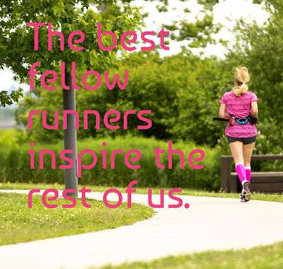Runderdog: Runleashed and Runstoppable: The best fellow runners inspire the rest of us.
