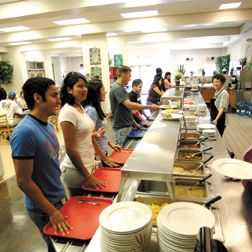 Dining Services   University of the Southwest