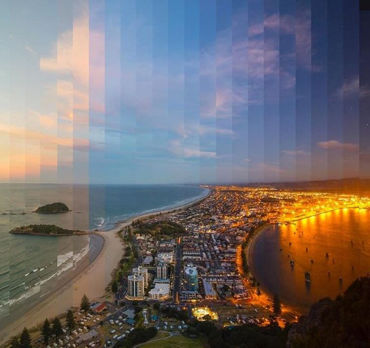 Day➡️Night. The Mount sure is one picturesque spot! @jackburdenimages #urbanlisted #urbanlistakl #mountmaunganui #themount
