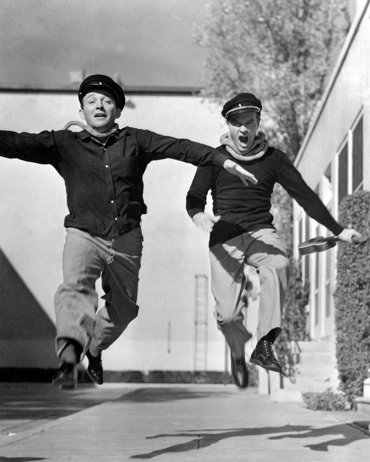 "The pairing of Bing Crosby and Bob Hope set the bar for ""bromances"" in comedy. Check out a clip of the two hamming it up from ""Bing Crosby Rediscovered"" with AMERICAN MASTERS."