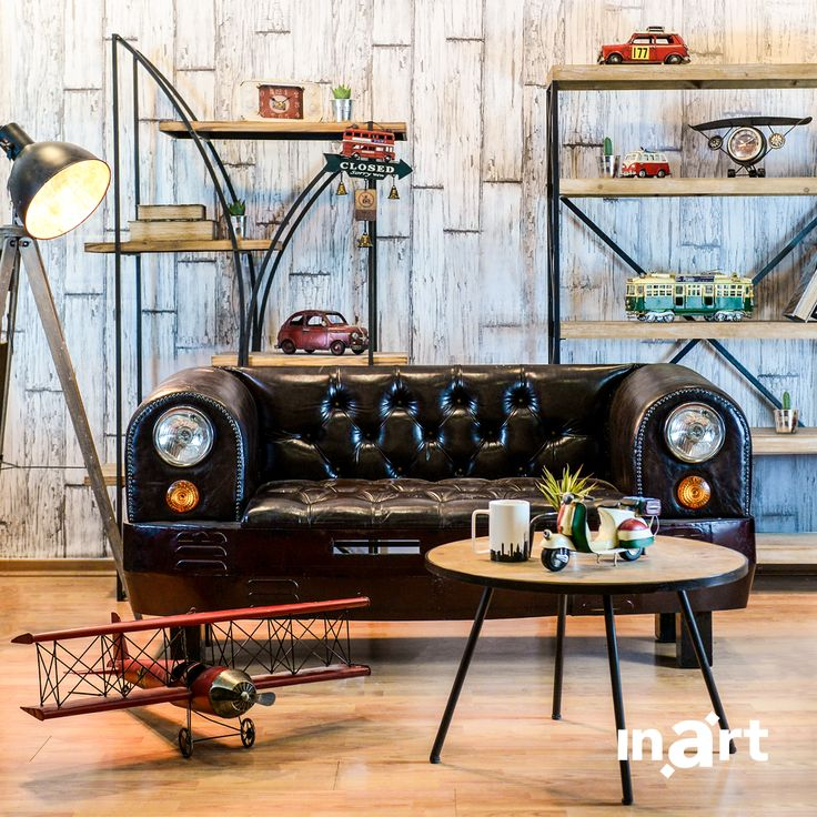 Get ready for the most chilled-out ride inside your living room! Wanted: as many friends as possible. Discover more at www.inart.com #inartLiving