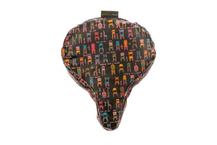 Színes székes nyeregvédő huzat » Bring A Bag – Biciklistáskák, kerékpáros kiegészítők - Divatos, menő és dizájnos táskák, kiegészítők minden biciklire!