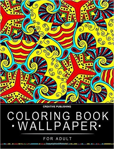 Coloring Book Wallpaper: Stress Relieving Patterns : Creative Publishing - Coloring Books For Adults (Volume 2): Coloring Book Wallpaper, Coloring Books For Adults, Colorama Coloring Book, Creative Publishing: 9781517428372: Amazon.com: Books
