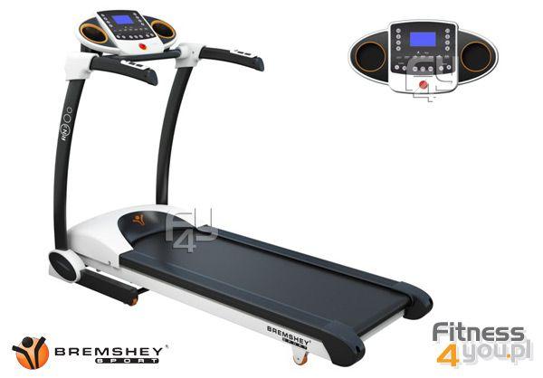 BIEŻNIA ELEKTRYCZNA BREMSHEY SPORT RN2 https://www.fitness4you.pl/bieznia-elektryczna-bremshey-sport-rn2,det,1233.html