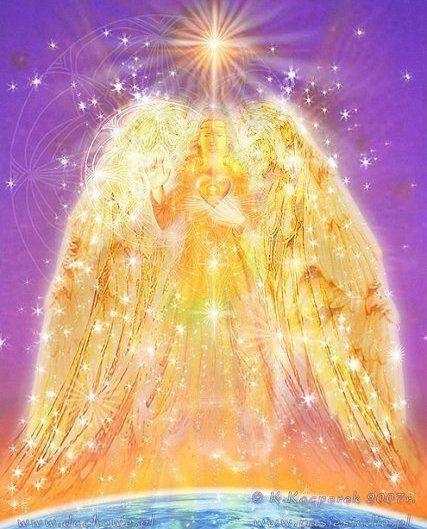 iluminación divina ARCANGEL JOFIEL