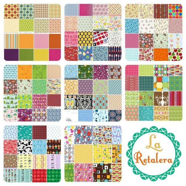 Mis tiendas de Telas La retalera laretalera@laretalera.com