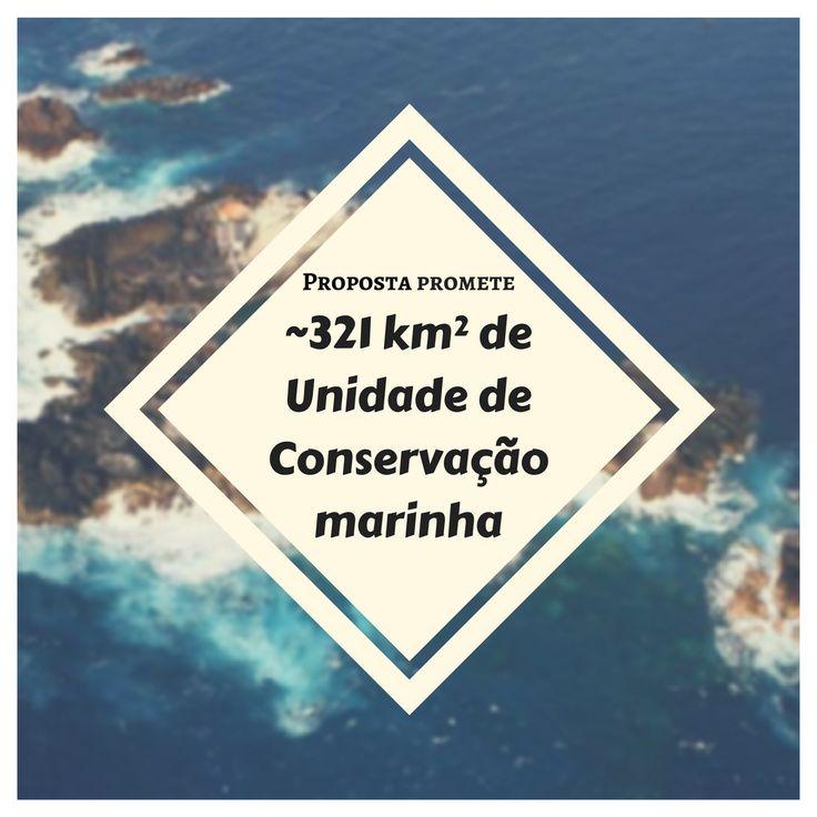 Conheça as 200 milhas (aproximadamente 321km²) de mar aberto que o Brasil quer proteger! 😉  .  Desde o Arquipélago de São Pedro e São Paulo até a Cadeia Vitória-Trindade, a área permitirá ao Brasil atingir os 25% da zona econômica exclusiva (ZEE) em áreas protegidas, segundo o @ICMBio. A iniciativa é uma ação compartilhada entre os ministérios do Meio Ambiente e da Defesa, com a participação direta da Marinha, que mantém estação científica em São Pedro e São Paulo e um posto oceanográfico…
