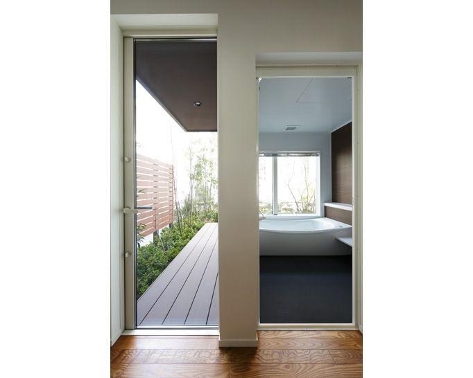 浴室 バスコート|注文住宅のアキュラホーム
