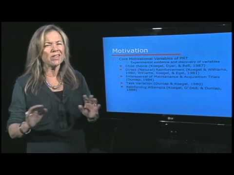 """Pivotal response training: Great clip but important to remember that when she's talking about the """"old way"""" she's talking about ABA from the '80s."""