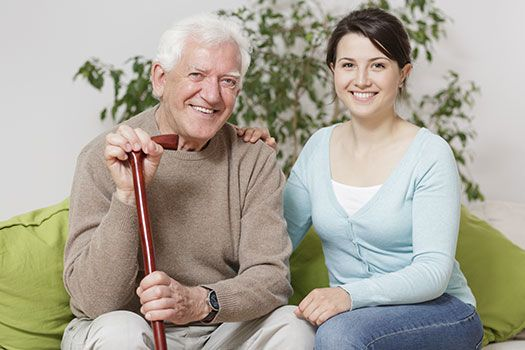 Caring for a senior loved one is more difficult than many people realize, but many family members are still willing to take on the responsibility.
