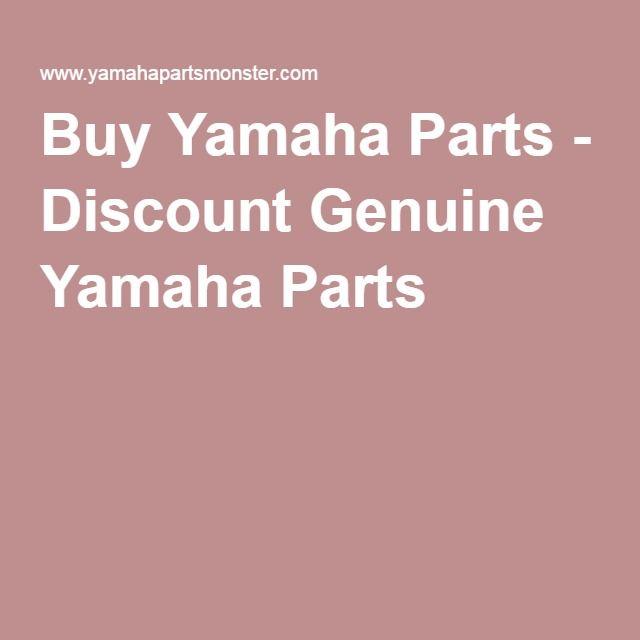 Buy Yamaha Parts - Discount Genuine Yamaha Parts