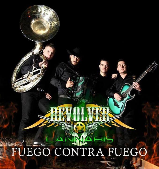 Revolver Cannabis - Fuego Contra Fuego 2013 single : Portal Del Foro - Sinaloa-Mp3 #RevolverCannabis #DEL