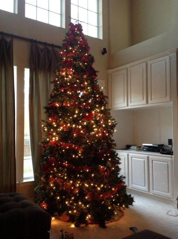 12 ft Christmas Tree   Christmas Trees   Pinterest