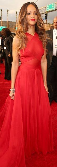 God she looked amazing