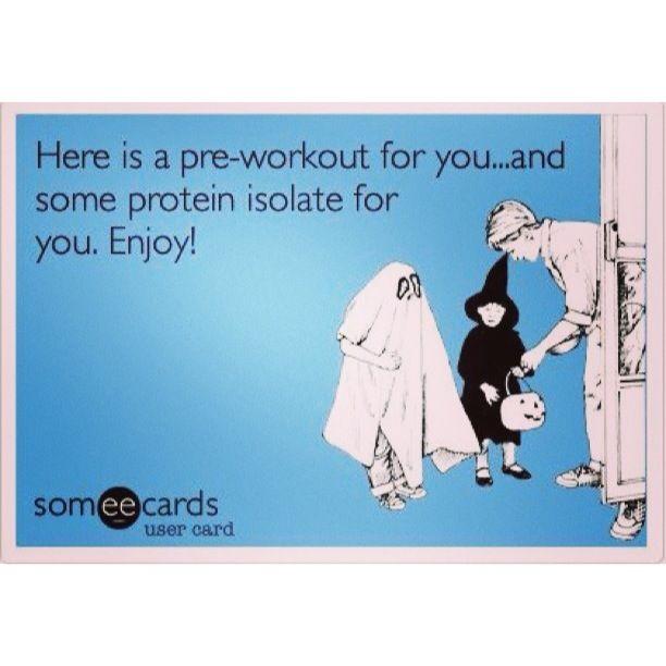 Happy Halloween, from Emerald City Athletic Club! #boo #stuffbuffpplsay