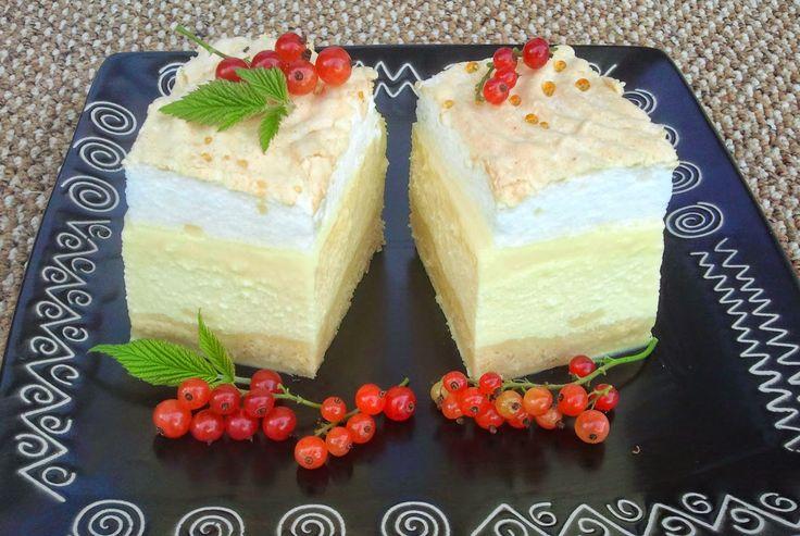 Domowa Cukierenka - Domowa Kuchnia: sernik z rosą