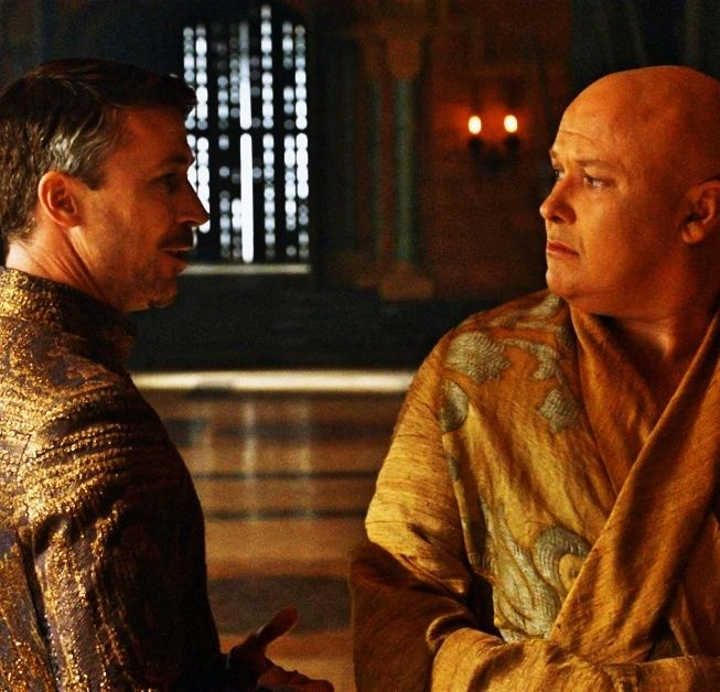 Comey, Stephanopoulos like Varys and Littlefinger in 'Game of Thrones'