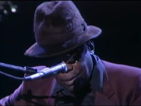 John Lee Hooker, Carlos Santana and Etta James - Blues Boogie Jam (Offic...