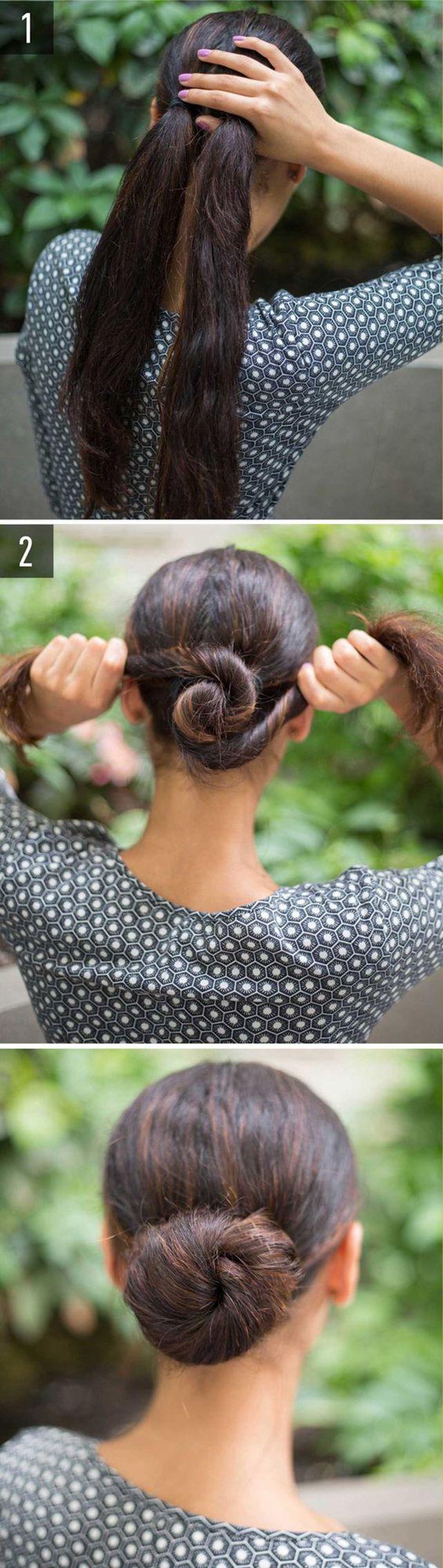 Cinco penteados para driblar qualquer bad hair day » Harper's Bazaar