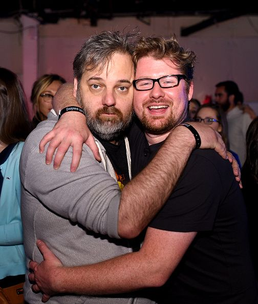 Harmon and Roiland