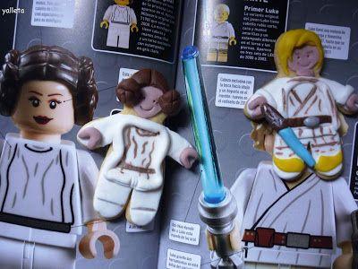 GALLETITAS STAR WARS  ,CASI LEGOS¡¡